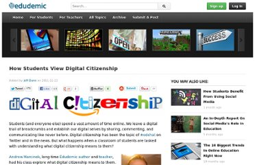 http://edudemic.com/2011/11/digital-citizenship/