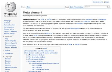 http://en.wikipedia.org/wiki/Meta_element