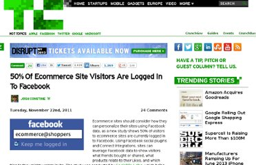 http://techcrunch.com/2011/11/22/ecommerce-logged-in/