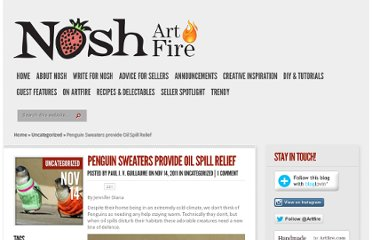 http://www.artfire.com/nosh/penguin-sweaters-provide-oil-spill-relief/