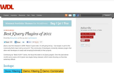 http://webdesignledger.com/resources/best-jquery-plugins-of-2011