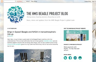 http://blog.hmsbeagleproject.org/2008/10/brigs-in-space_23.html