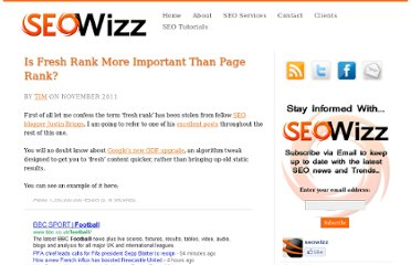 http://www.seowizz.net/2011/11/is-fresh-rank-more-important-than-page-rank.html