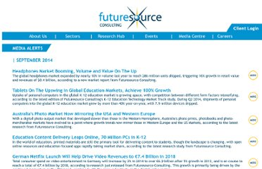 http://www.futuresource-consulting.com/press.html