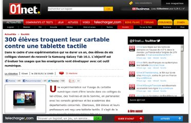 http://www.01net.com/editorial/546916/300-eleves-troquent-leur-cartable-contre-une-tablette-tactile/