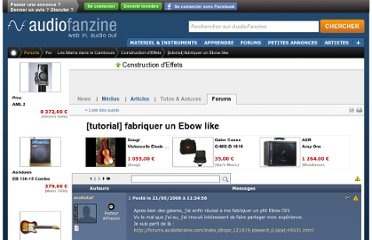 http://fr.audiofanzine.com/construction-d-effets/forums/t.290857,tutorial-fabriquer-un-ebow-like.html