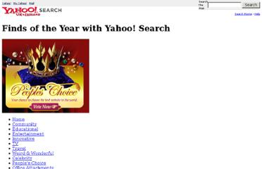 http://uk.promotions.yahoo.com/finds2005/
