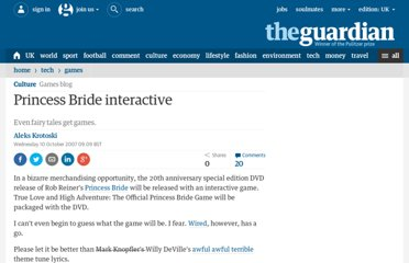 http://www.guardian.co.uk/technology/gamesblog/2007/oct/10/princessbrideinteractive