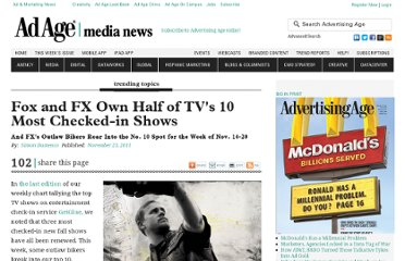 http://adage.com/article/trending-topics/fox-fx-half-tv-s-10-checked-shows/231151/