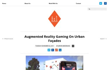 http://popupcity.net/2011/11/augmented-reality-gaming-on-urban-facades/