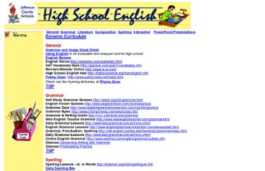http://jc-schools.net/tutorials/tools/english-hs.html#Interactive
