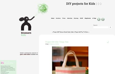 http://bkids.typepad.com/bookhoucraftprojects/2009/10/project-38-wild-things-tote.html