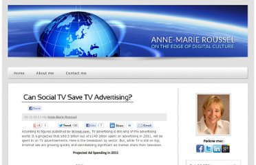 http://www.edgeofdigitalculture.com/2011/11/10/can-social-tv-save-tv-advertising/