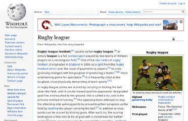http://en.wikipedia.org/wiki/Rugby_league