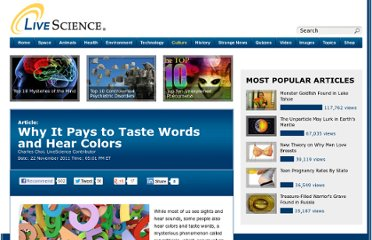http://www.livescience.com/17156-synesthesia-taste-words-benefits.html