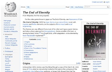 http://en.wikipedia.org/wiki/The_End_of_Eternity#cite_note-0