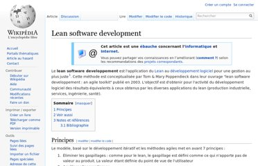 http://fr.wikipedia.org/wiki/Lean_software_development