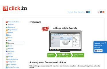 http://www.clicktoapp.com/overview-features/evernote/