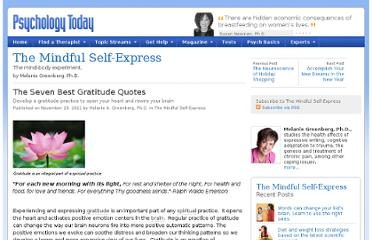 http://www.psychologytoday.com/blog/the-mindful-self-express/201111/the-seven-best-gratitude-quotes
