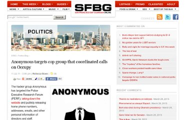 http://www.sfbg.com/politics/2011/11/22/anonymous-targets-cop-group-coordinated-calls-occupy