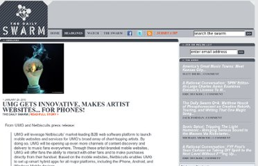 http://www.thedailyswarm.com/headlines/umg-gets-innovative-makes-artist-websites-phones/