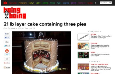 http://boingboing.net/2011/11/23/21-lb-layer-cake-containing-th.html