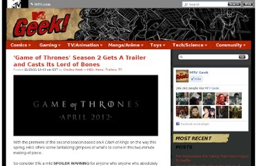 http://geek-news.mtv.com/2011/11/23/game-of-thrones-season-2-gets-a-trailer-and-casts-its-lord-of-bones/