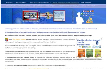 http://www.strategie-pub.com/services/developpement-sites-internet-joomla