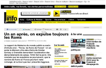 http://www.franceinfo.fr/france-societe-2011-07-26-un-an-apres-on-expulse-toujours-les-roms-552857-9-12.html