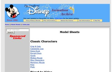 http://animationarchive.net/Model%20Sheets/