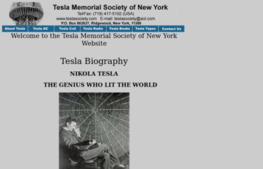 http://www.teslasociety.com/biography.htm