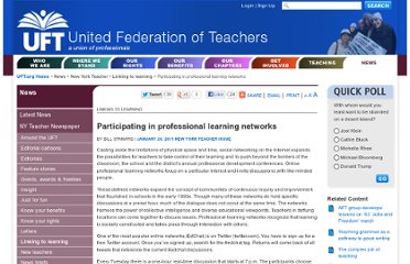 http://www.uft.org/linking-learning/participating-professional-learning-networks