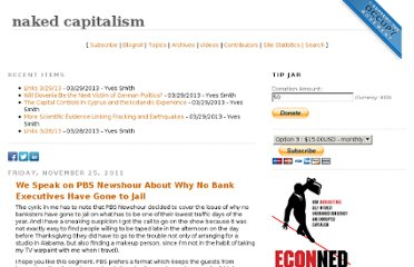 http://www.nakedcapitalism.com/2011/11/we-speak-on-pbs-newshour-about-why-no-bank-executives-have-gone-to-jail.html