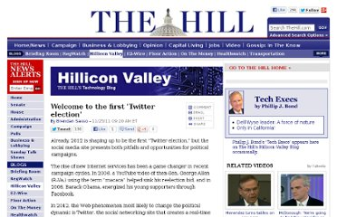 http://thehill.com/blogs/hillicon-valley/technology/195445-twitter-poses-opportunities-pitfalls-for-2012-campaigns