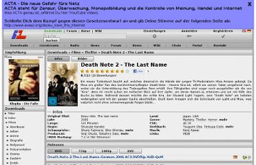 http://iload.to/de/title/348127-Death-Note-2---The-Last-Name/