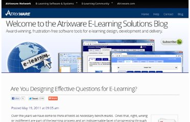 http://www.atrixware.com/blog/wp/are-you-designing-effective-questions-for-e-learning/