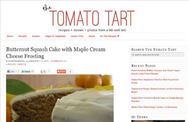 http://www.thetomatotart.com/recipe/butternut-squash-cake-maple-cream-cheese-frosting/