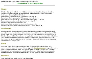 http://www.vegecyber.com/others/about_vegetarianism.shtml