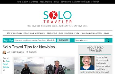 http://solotravelerblog.com/solo-travel-tips-newbies/