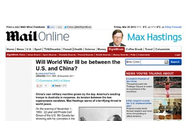 http://www.dailymail.co.uk/debate/article-2066380/Will-World-War-III-U-S-China.html