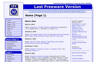 http://www.321download.com/LastFreeware/