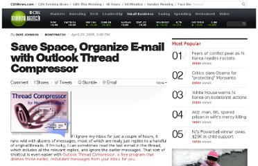 http://www.cbsnews.com/8301-505143_162-28643484/save-space-organize-e-mail-with-outlook-thread-compressor/