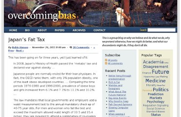 http://www.overcomingbias.com/2011/11/japans-fat-tax.html