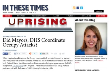 http://inthesetimes.com/uprising/entry/12303/mayors_dhs_coordinated_occupy_attacks/