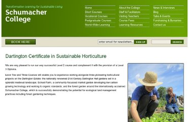 http://www.schumachercollege.org.uk/courses/dartington-certificate-in-sustainable-horticulture