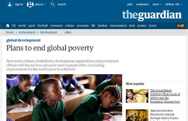http://www.guardian.co.uk/global-development/2011/nov/23/roundtable-plans-to-end-global-poverty