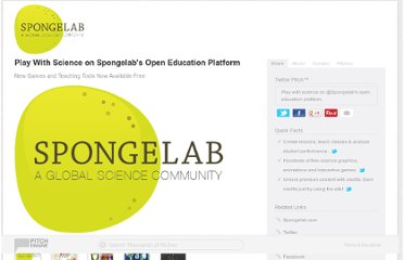 http://www.pitchengine.com/spongelab/play-with-science-on-spongelabs-open-education-platform