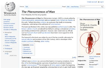 http://en.wikipedia.org/wiki/The_Phenomenon_of_Man