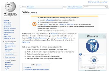 http://es.wikipedia.org/wiki/Wikisource