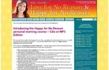 http://www.happyfornoreason.com/Products/Course